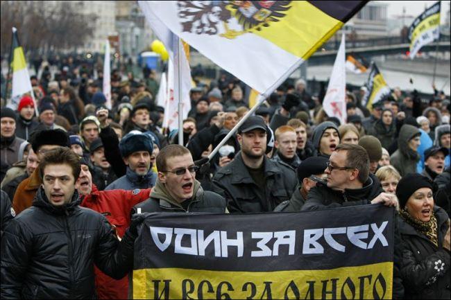 Russian Nationalism