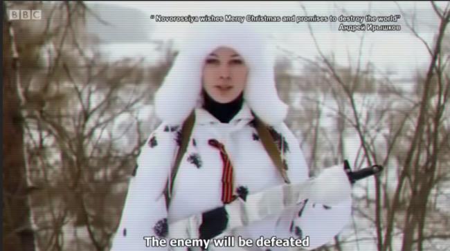 Reggie Yates Extreme Russia Video