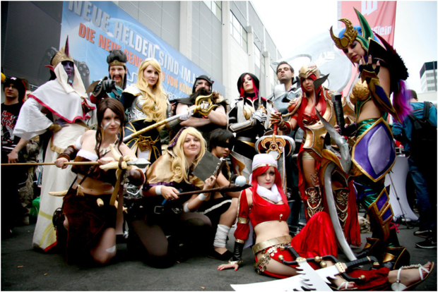 Cosplay Gamers