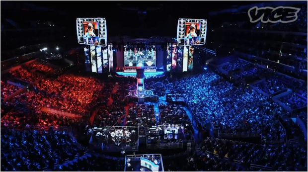 World cup League of Legends Vice