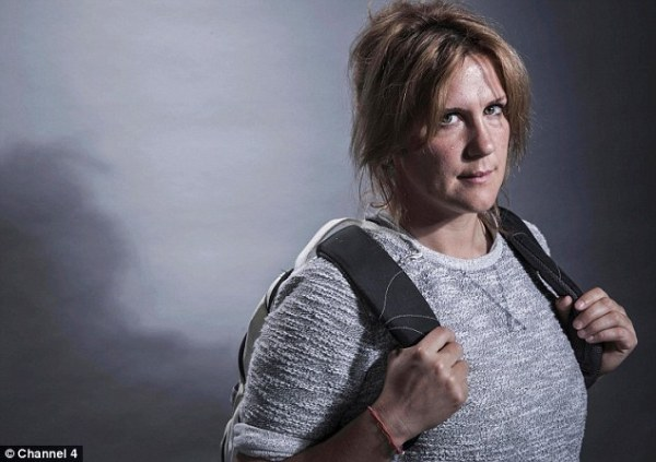 Hunted Emily Dredge Hunted Channel 4