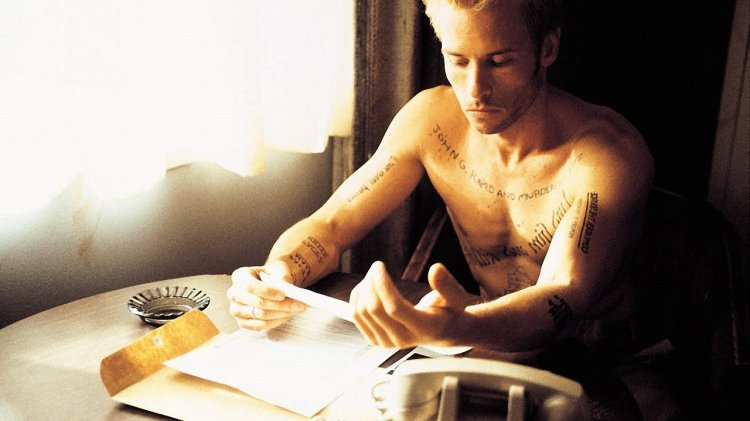 Still from Memento