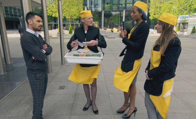 The Apprentice 2015 fish selling