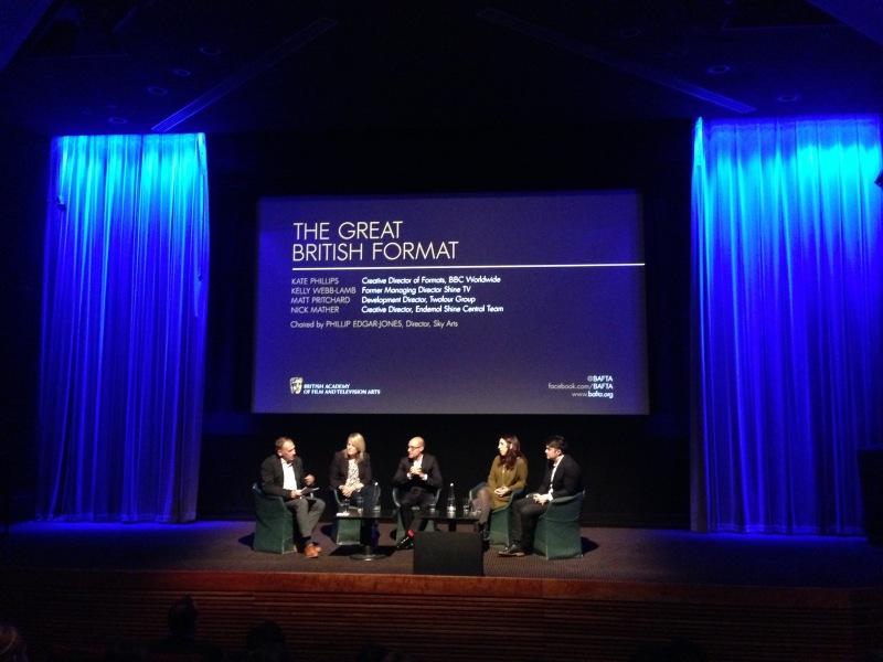 BAFTA - the Great British Format